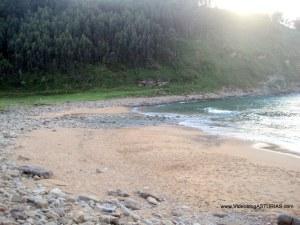 Playa España en Villaviciosa