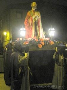 San Pedro en Semana Santa Gijon 2012