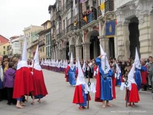 Cofradía San Juan Bautista. Viernes Santo Aviles 2012