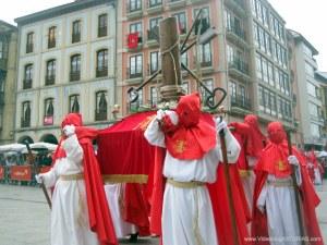 Llaves de San Pedro. Viernes Santo Avilés 2012