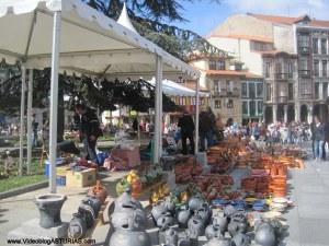 Comida en la calle 2012 en Avilés: Feria Alfarería