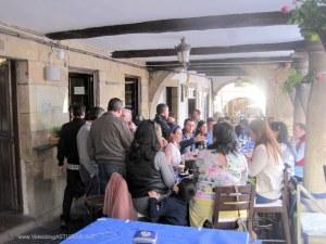 Comida en la calle 2012 en Avilés: Arcos Galiana