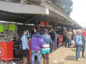 Bar del Mercado ganado Feria Ascensión Oviedo-Llanera 2012