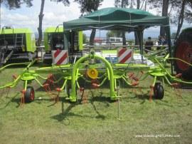 Maquinaria en Feria Ascensión Oviedo-Llanera 2012: Siembra-recoleccion