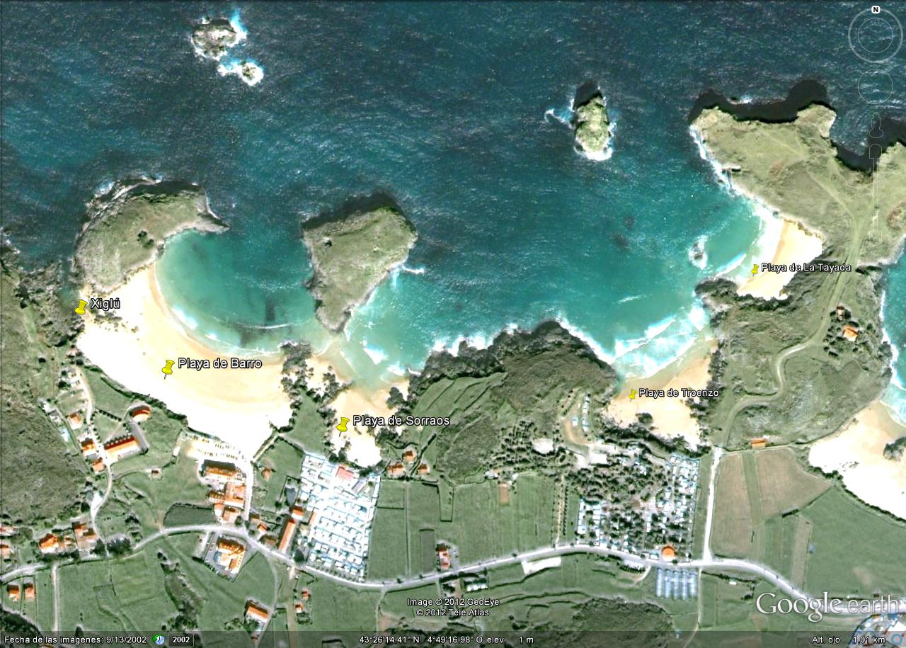 hotel barro asturias: