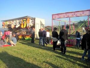 San Antonio en Candás: Romeria en prao La Gervasia