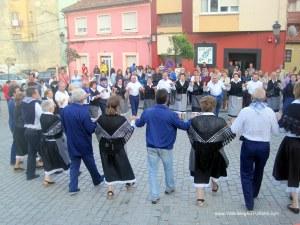 San Antonio en Candas, Carreño: Danza Prima