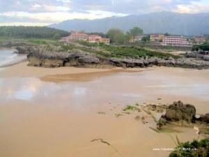 Playas de Celorio: Castros