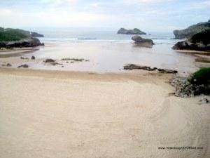 Playas de Celorio: Playa de Las Cámaras