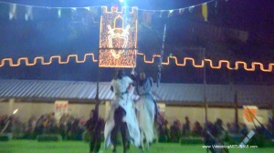 Exconxuraos Llanera Torneo Medieval: Anillas o sortija
