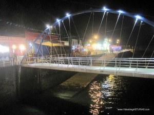Fiestas San Pedro Cudillero: Zona recreativa puerto nuevo