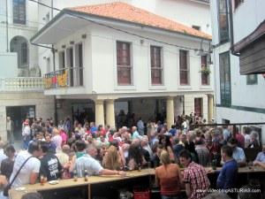 Amuravela en Cudillero: Vermuts musicales