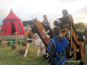 Exconxuraos Llanera: Campamento Medieval