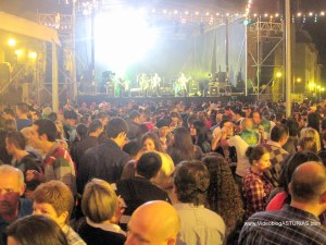 Festival Sidra Nava 2012: grupo Crazy Train