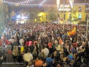 Festival Sidra Nava 2012: Concierto plaza Manuel Uria