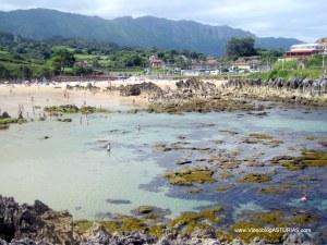 Playa de Toro en Llanes: Buceo