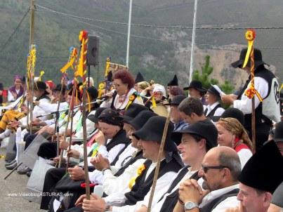 Festival Vaqueiro 2012 Aristebano: Coplas Vaqueiras Carminina