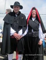 Boda Vaqueira 2012: Balbino y Esperanza