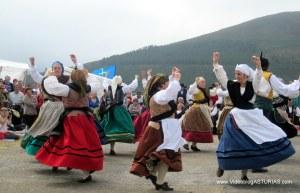 Festival Vaqueiro Aristebano 2012 : Grupo El Faedal de Valdes