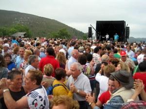 Aristebano: Romeria tras Festival y Boda Vaqueira