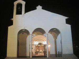 Fiestas del Avellano en Pola de Allande: Ermita Virgen del Avellano