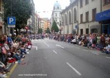 Dia de America en Asturias 2012 en Oviedo: Publico