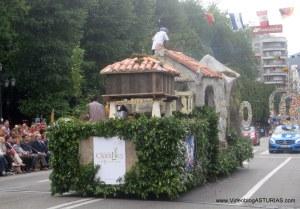 Dia America en Asturias 2012 en Oviedo: La Tejera de Cabranes