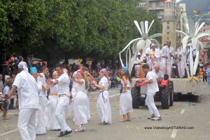 "Dia America en Asturias 2012 Oviedo: Cuba: ""Palmas y Cañas"""